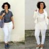 4 Причини полюбити білі джинси