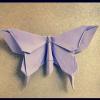 Метелик орігамі: проста схема виконання вироби в різних техніках в майстер-класах з докладним описом