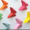 Метелик орігамі: схема збірки простий метелики орігамі і метелики з грошових купюр, відеоінструкції з виготовлення метелики-закладки