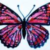 Метелики з пластикових пляшок своїми руками
