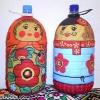 Що можна зробити з пластикових пляшок: маленькі і великі вироби