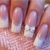 Дизайн нігтів справа тонка