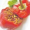 Фарширований сочевицею перець - дивно просте і корисне блюдо
