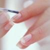 Французький манікюр на коротких нігтях, техніка нанесення