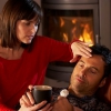 Як розважити чоловіка, який хворіє?