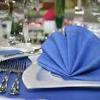Як сервірувати стіл за допомогою паперових серветок