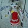 Як сплести плаття з гумок для ляльки: покрокова інструкція та відео-підбірка в кінці статті