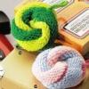 Як зв`язати гачком мочалку з витягнутими петлями для дорослих і дітей