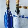 Як прикрасити пляшку своїми руками: просте декорування для початківців рукодільниць