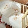 Як вибрати постільну білизну для новонародженого