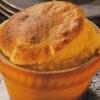 Картопляно-сирне суфле - незвичайний і смачний гарнір