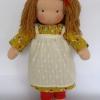 Ляльки з тканини своїми руками на прикладі ляльки в стилі сьюзен вулкотт