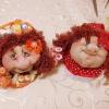 Ляльки-попіки з колготок своїми руками: майстер-клас з фото