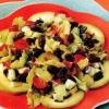 Малокалорійний салат «сонячний»