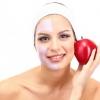 Маска з яблук - розкриваємо секрет молодості