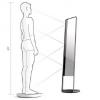 Знахідка для тих, хто хоче схуднути: розумне дзеркало для фігури