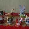Вироби з модулів орігамі: вироби з модулів орігамі на прикладі лебедя, кішки в японському стилі і квітки з покроковими схемами і відеоматеріалами