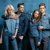 Правила поєднання джинсового одягу