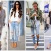 З чим носити рвані джинси