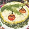 Салат свято в будинку