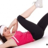 Найефективніші вправи для плоского живота
