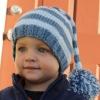 Шапочка спицями для хлопчика з відео і описом: різні способи в`язання