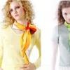 Способи зав`язування шарфів і хусток + загальні рекомендації і поради (з фото і відео)