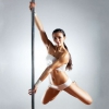 Танець на жердині - самий жіночний вид фітнесу