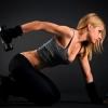 Вправи з гантелями для схуднення живота