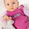 В`язання спицями для новонароджених з описом і фото + приклади комплектів і комбінезонів
