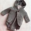 В`язане плаття для дівчинки спицями зі схемами та описом роботи (важливі пояснення для в`язання рукавів і тулуба)