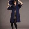 В`язані пальто спицями зі схемами та описом роботи + приклади модних пальто на 2016 рік