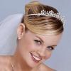 Вісім самих модних прикрас в волосся нареченої