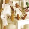 Форма зайця тильда і особливості пошиття на прикладі покрокового майстер-класу з фото-інструкціями з виготовлення зайця тильда