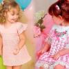 Дитячі сукні гачком майстер клас для початківців