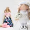 Як ляльку зшити швидко і легко в домашніх умовах