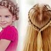 Плетіння кісок для дівчаток покроково фото