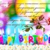 Привітання з днем народження прикольні