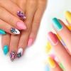 Шелак фото дизайн нігтів