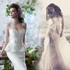 Супер модне з басками плаття фото