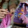 В`язані сумки гачком - схеми, опис і фото в`язаних сумок